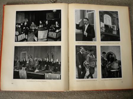 Un authentique livre du NSDAP daté de 1936