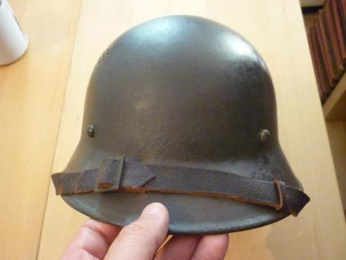 casque allemand, casque SS, casque vet ERS, allemand, casque ww2, ww2, guerre 39 45, nazisme, seconde guerre mondiale, panzer ss, guerre, militaria, helmet, insigne