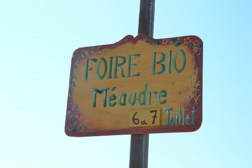 Foire Bio Méaudre, autrans, vercors, marché, écologie, nature, produits bio