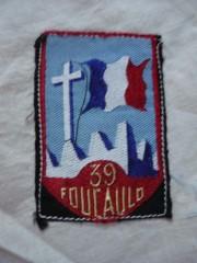 ww2,vignettes,écussons,insignes militaires,guerre mondiale,39 45,wwII,allemand,régime de vichy,pétain,état français,chantiers de jeunesses