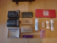 caisse first aid, boîte us, first aid,vercors,résistance, ffi,autrans,méaudre,guerre,allemand,39 45,grenoble,wwII,ww2,allemande,militaire,militaria