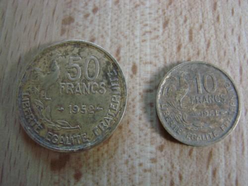pièces anciennes,fouille,vercors,résistance,détecteur de métaux,pièces de monnaie,autrans