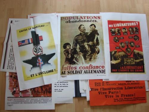 autrans,autrans résistance,vercors,vercors résistance,ww2,casque allemand,vieux papiers,pétain,journaux guerre,documents anciens,ffi,vercors ffi