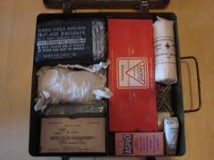 caisse first aid, boîte us, first aid,vercors,résistance, ffi,autrans,méaudre,guerre,allemand,39 45,grenoble,wwII,ww2,allemande,militaire,militaria,